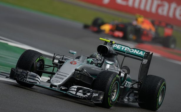 Mercedes Tidak Bisa Memperbaiki Mobil Rosberg Sebelum Sampai di Hungaria