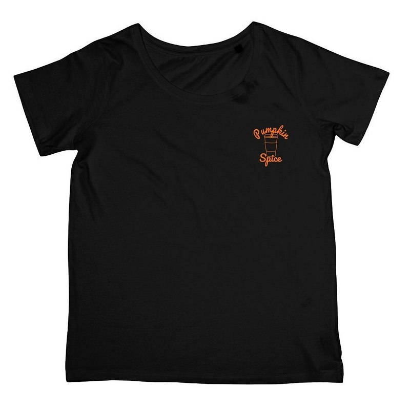 HeartStreet - The New Aesthetic Pumpkin Spice T-Shirt