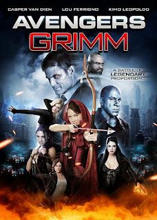 Imagem Avengers Grimm - HD 720p - Legendado