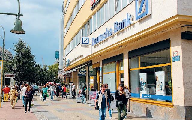 Στα 500 δισ. δολ. συρρικνώθηκε η αξία των ευρωπαϊκών τραπεζών
