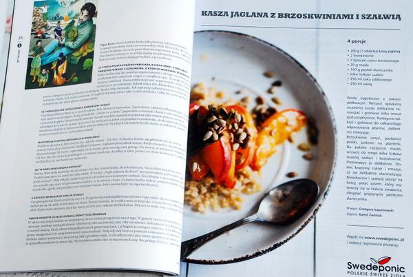 Wnętrze magazynu, Keret i Swedeponic