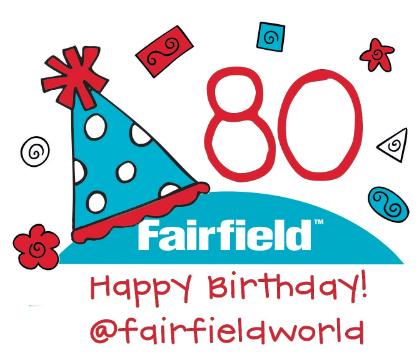 Fairfield World 80th Birthday