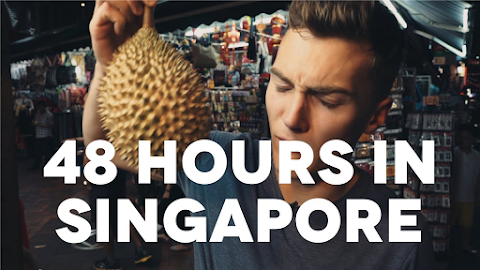 48 Hours To Explore And Visit Places In Singapore