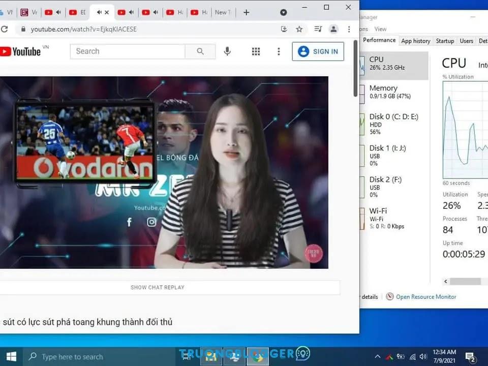 Windows 10 (x64) (6in1) Pro 21H1 1 Click tự động cài đặt