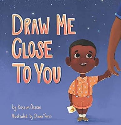 Draw Me Close to You by Kossim Osseni is a must-have picture book for school counselors. It explores the healing process after a child loses a parent.