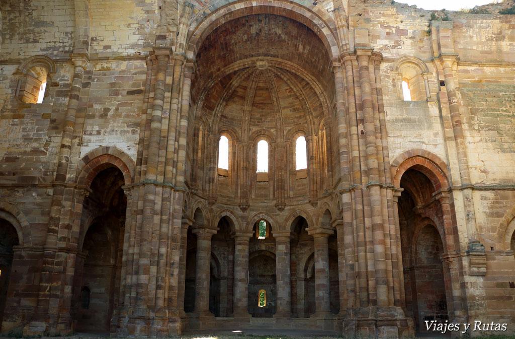 Iglesia del Monasterio de Moreruela