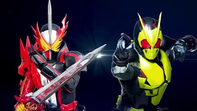 Kamen Rider Saber & Zero-One The Movie