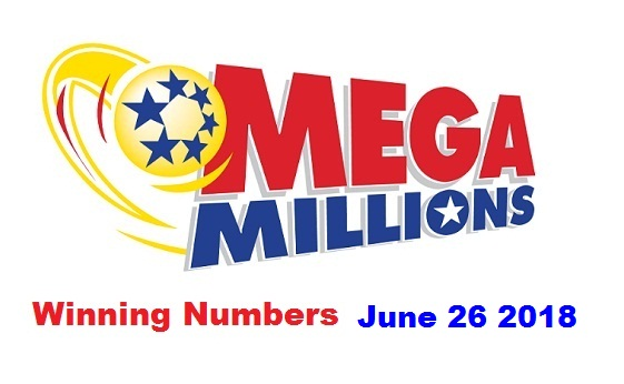 Mega Millions Winning Numbers June 26 2018