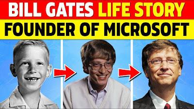 Bill GAtes Life story