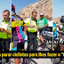 """Polícia manda parar ciclistas para lhes fazer o """"teste do balão"""""""