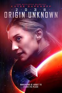 2036 Origin Unknown Poster