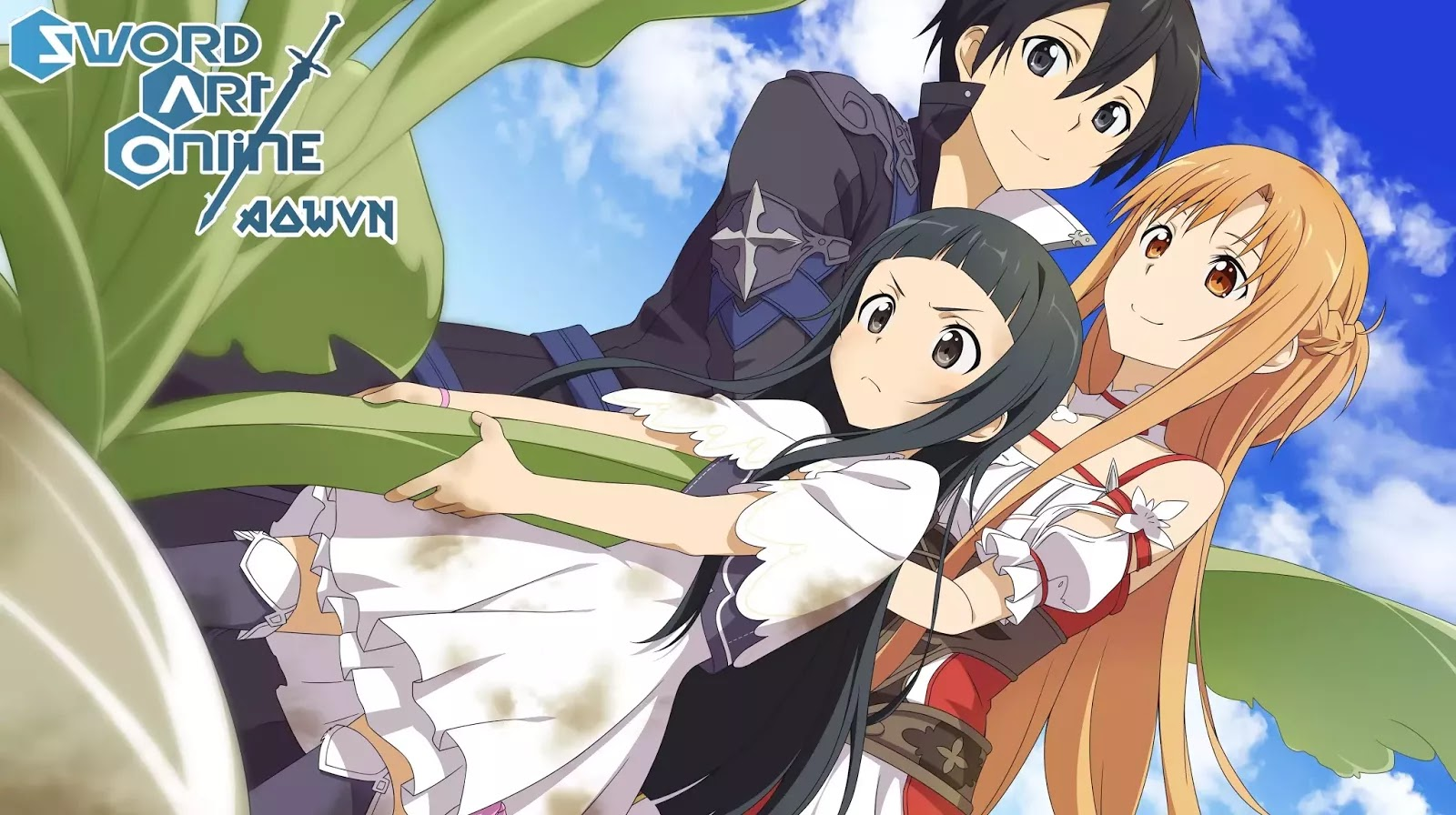 sao aowvn%2B%25284%2529 - [ Light Novel ] Sword Art Online | 76.000 vnđ - Giảm Giá 20%