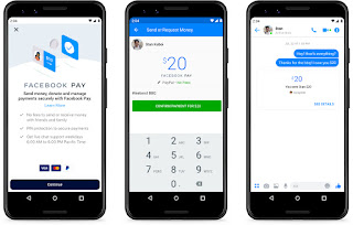 Facebook launch new payment service called facebook pay