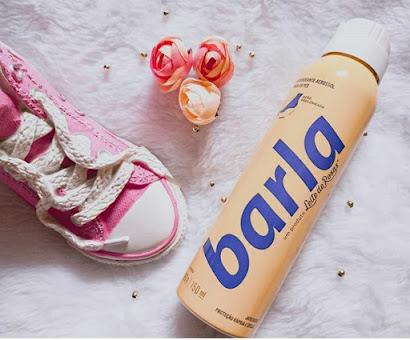 Desodorante para pés Barla