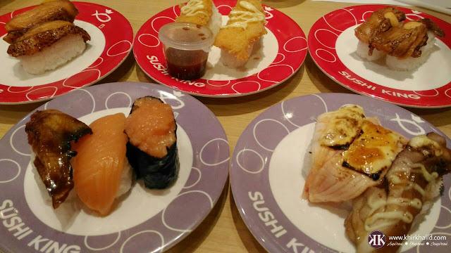 Sushi King Sunway Piramid,