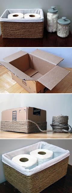 DIYs για την οργάνωση του γραφείου