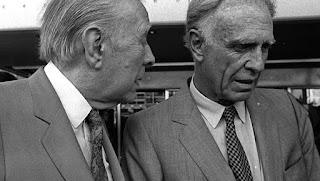 Bioy Casares y la muerte de Borges