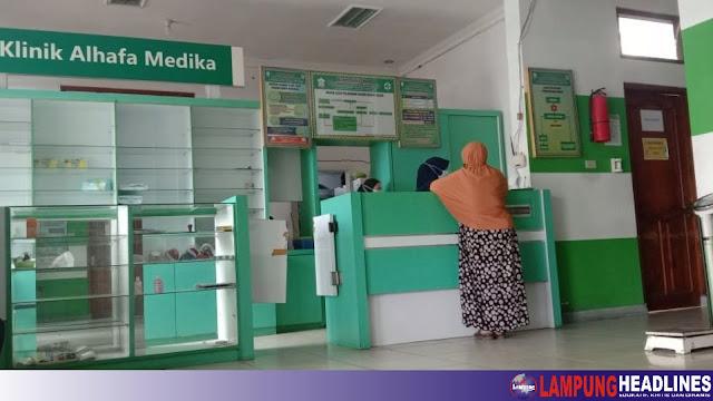 Tim Diskes Tanggamus Akan Kembali Investigasi di Klinik Alhafa Medika, apakah sesuai SOP?