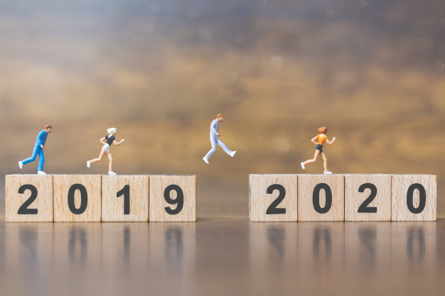 happy new year 2020 pictures free download