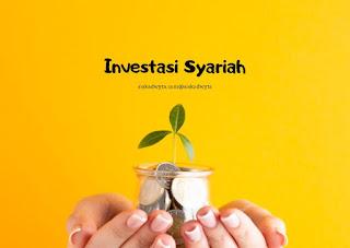 Jenis investasi syariah