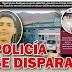 SUB OFICIAL DE LA PNP MIGUEL IGLESIAS RODRIGUEZ SE DISPARA A LA ALTURA DEL PECHO