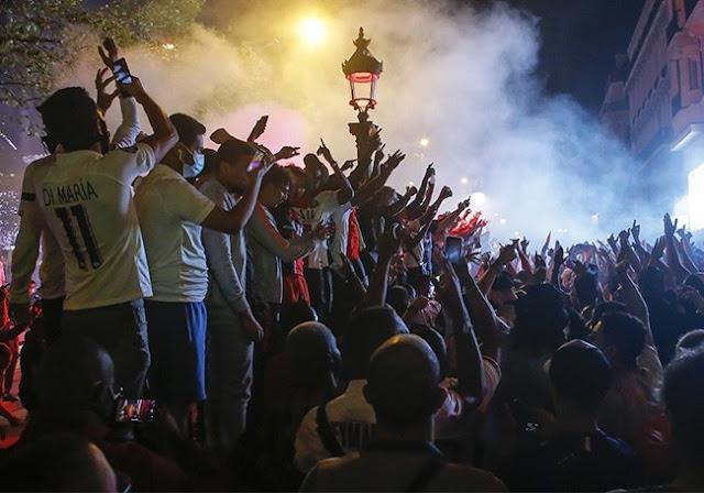 """« C'est donner raison aux agresseurs...!  » : un député LREM """" condamne """" l'interdiction des maillots du PSG à Marseille"""