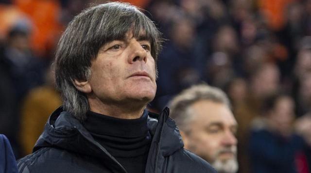 أكد يواكيم لوف أنه مدرب منتخب ألمانيا حتى بطولة أوروبا