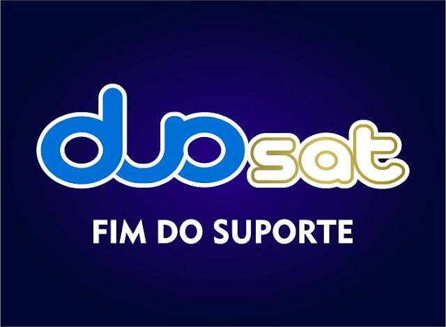 COMUNICADO DUOSAT FIM DO SUPORTE PARA BLADE HD E ONE SD CONFIRAM - 29/01/2021