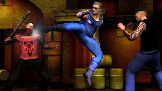 Fight Club Fighting Games Mod APK