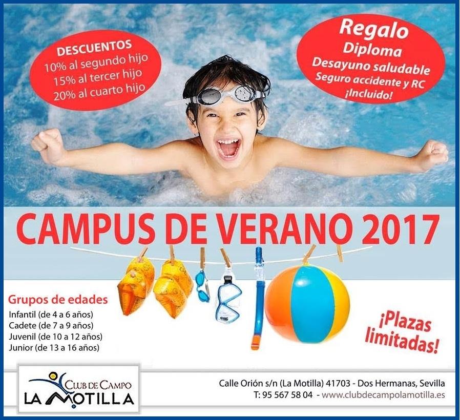 CAMPUS VERANO MOTILLA
