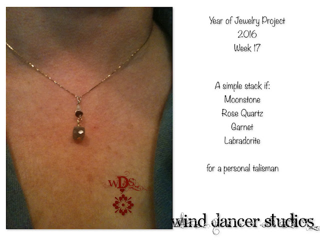 Wind Dancer Studios: A Talisman for Me