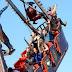 Parque de diversões no Cantareira Norte Shopping permanecerá até 23 de abril