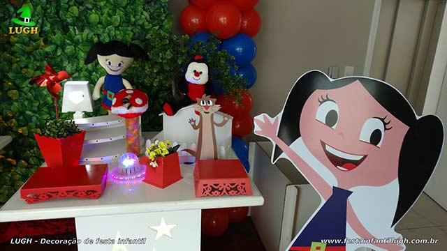 Festa Show da Luna - Decoração infantil