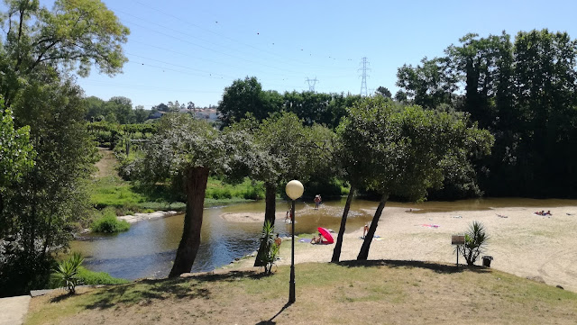 Praia Fluvial Soutelo
