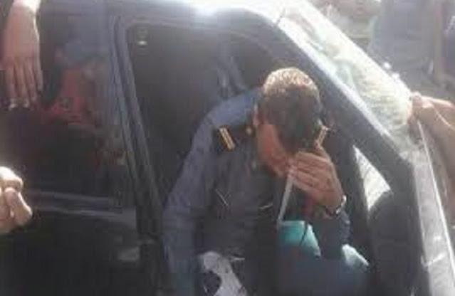 إنفراد : توقيف سيارة خفيفة يقودها دركي وسط أكادير يفجر مفاجأة غير متوقعة
