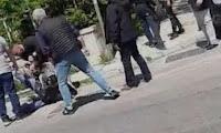 Επίθεση σε μοτοσικλετιστή από αστυνομικούς-συνοδούς επισήμου σε πολίτη (ΒΙΝΤΕΟ)