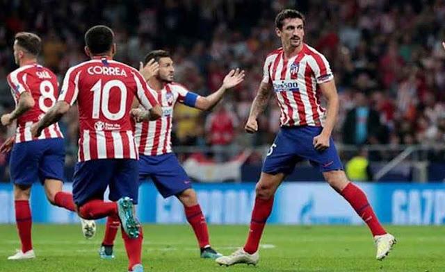 أتلتيكو مدريد في صدارة الدوري الاسباني عقب تغلبه على سوسيداد