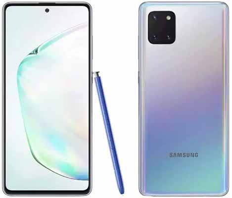 Samsung Galaxy Note 10 Lite Price in Bangladesh