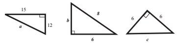 Soal Dan Pembahasan Latihan 5.1 Matematika Kelas 8 Bab Teorema Phytagoras