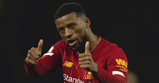 Barcelona target Wijnaldum to make a u-turn and stay with Liverpool after 'positive talks' with Klopp