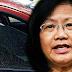 """Tingkap Kereta Kena Pecah, Maria Chin Adullah Buat """"Laporan Polis"""" !"""
