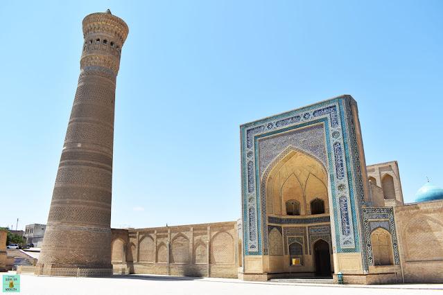 Bukhara, Uzbekistán