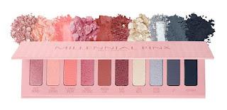 Melt Cosmetics paleta Millennial Pinx