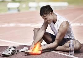 cedera olahraga terdapat berbagai macam jenis dan bentuk