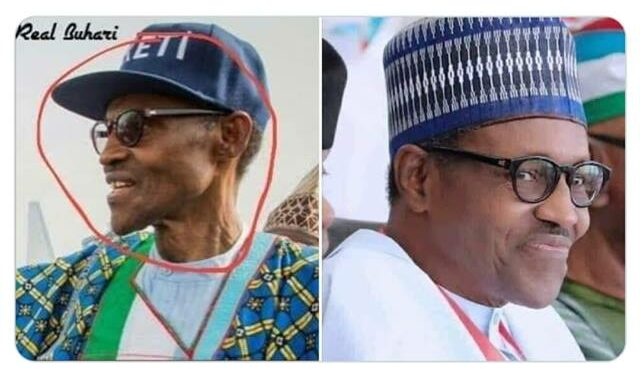 Just In: Buhari's Alleged Death Certificate leaked On The Internet (See Photos)