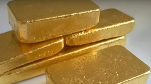 Daerah Penghasil Emas