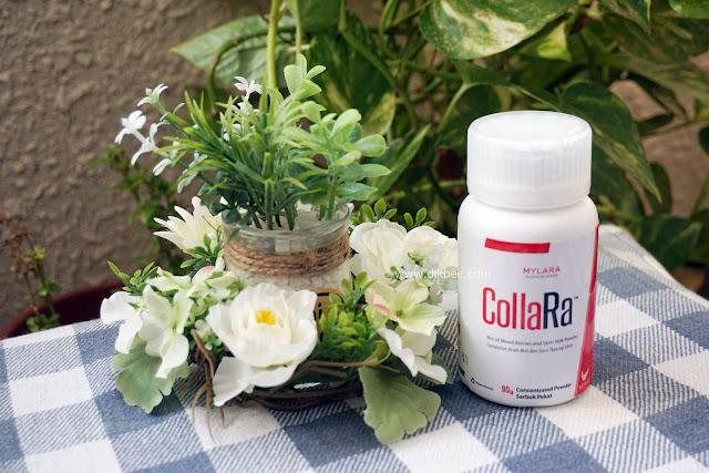 Collara Super Whitening Booster Dari Mylara Skincare