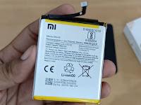 Cara Membuka Casing Belakang dan Mengganti Baterai Xiaomi Redmi 7A