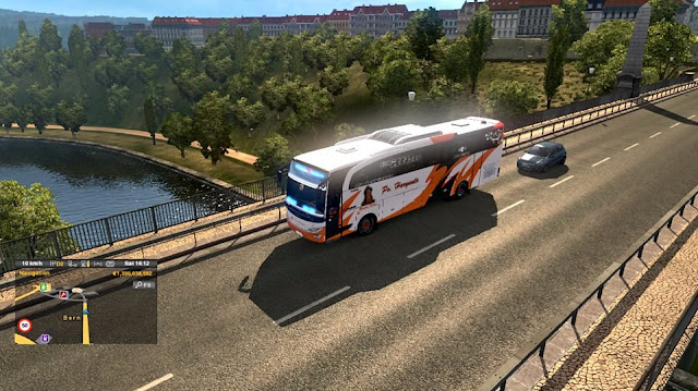 Download Mod Traffic JB2HD dan JBHD v3 MH By Diny ETS2