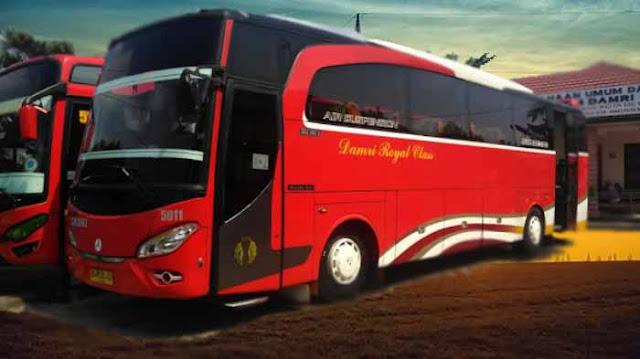 Tiket Damri Lampung Terbaru di 2021